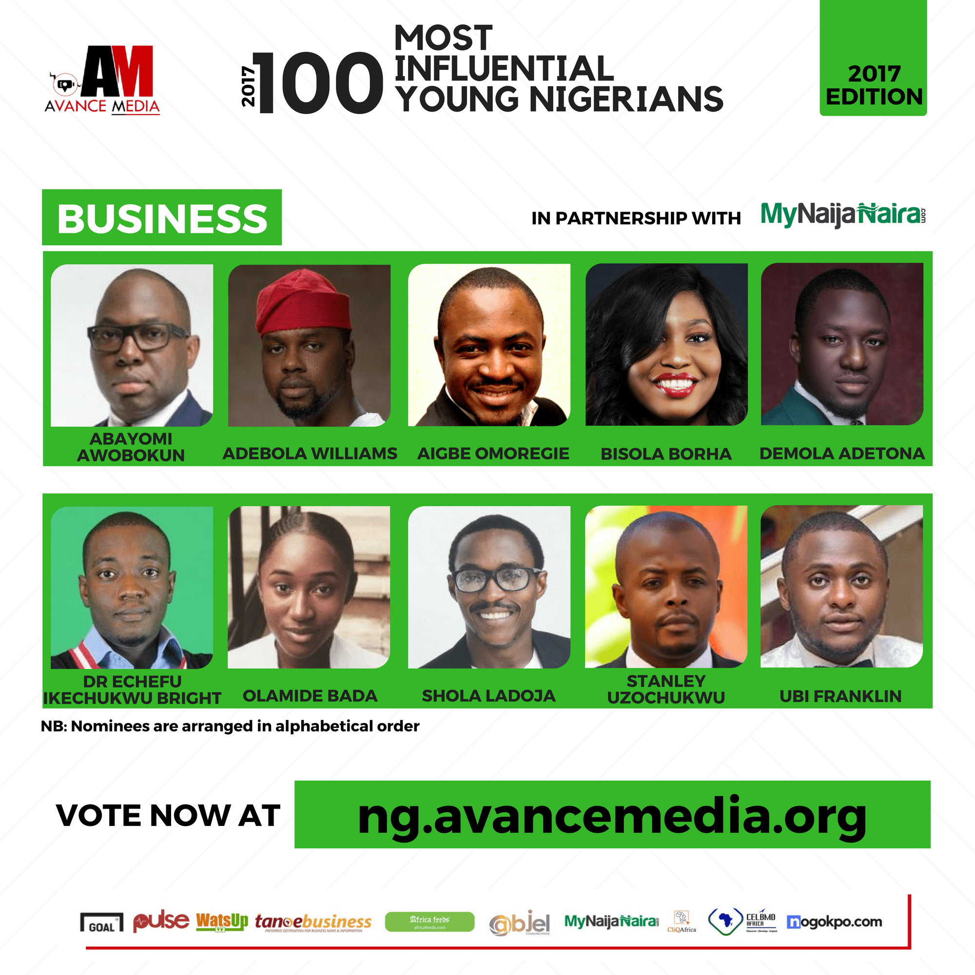 2017 100 Most Influential Young Nigerians (11)