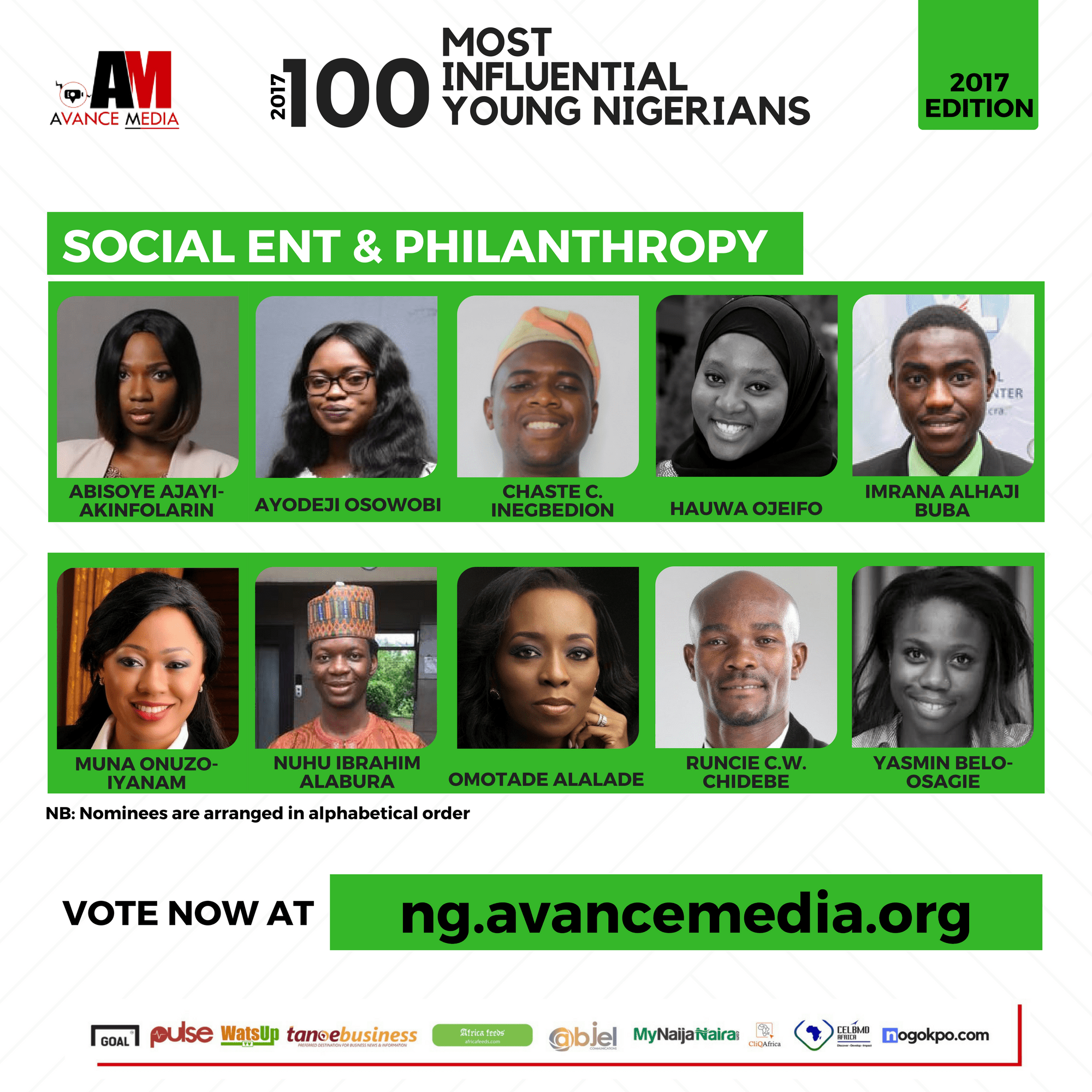2017 100 Most Influential Young Nigerians (12)