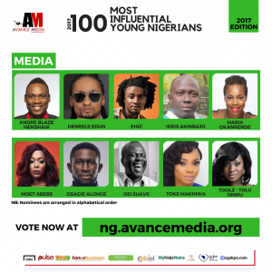 2017 100 Most Influential Young Nigerians (3)